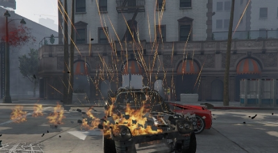 GTA 5 — Супер ускорение для машин | GTA 5 моды