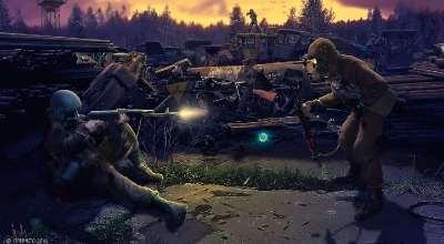 Garrys Mod — S.T.A.L.K.E.R. — Mercenaries Redux [PMs, Ragdolls]
