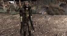 Fallout 3 — Броня рейнджеров НКР из NV и DLC Lonesome Road | Fallout 3 моды