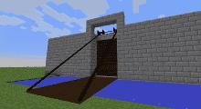 Minecraft — Tall Doors / Множество новых видов дверей | Minecraft моды