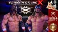 Pro Wrestling X появился в раннем доступе Steam