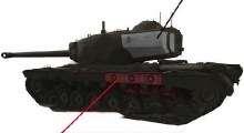 World Of Tanks 0.8.6 —  Зоны пробития топливных баков и боеукладки танков | World Of Tanks моды