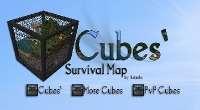 Minecraft — Карта на выживание «Cube»
