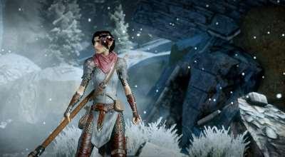 DA: Inquisition — Новая Стартовая Броня | Dragon Age моды