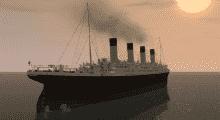 GTA IV — Титаник | GTA 4 моды