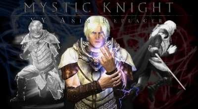 Skyrim — Новые анимации «Мистический рыцарь» | Skyrim моды