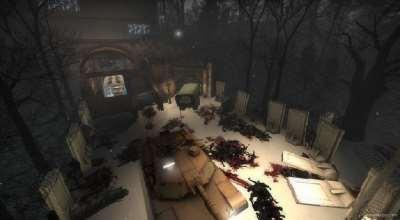 Left 4 Dead 2 — Кампания Absolute Zero Complete   Left 4 Dead 2 моды
