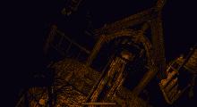 Skyrim — Подземелье с элементами паркура | Skyrim моды