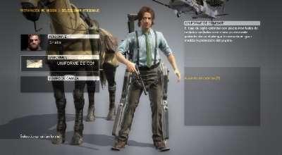 MGS V: TPP — Хью с механическими ногами (Huey with machine legs) | Metal Gear Solid V моды