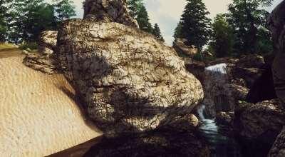 Oblivion — HD Камни / Скалы | Oblivion моды