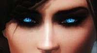 Skyrim — глаза из фильма «Другой мир» | Skyrim моды