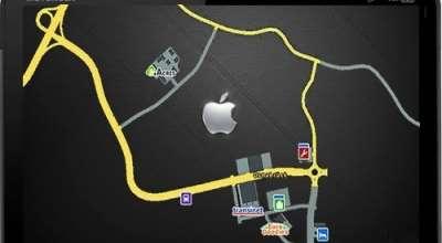 ETS 2 — Новый фон для навигатора (GPS Background Collection) | ETS2 моды