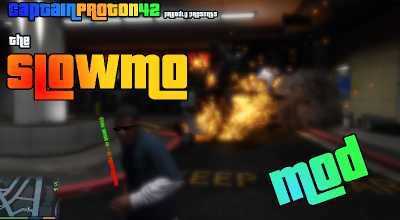 GTA 5 — SlowMoMod | GTA 5 моды