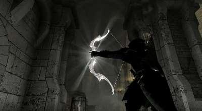 Skyrim — Реплейсер лука Ауриэля | Skyrim моды