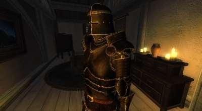 Oblivion — Реплейсер Эбонитовой брони | Oblivion моды