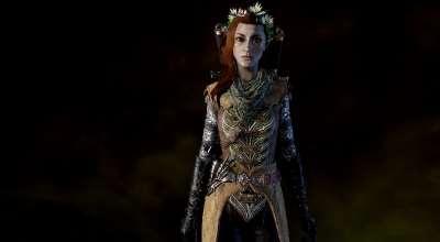DA: Inquisition — Долийская Одежда | Dragon Age моды