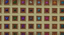 Minecraft — Разноцветная броня | Minecraft моды