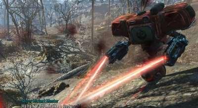 Fallout 4 — Автоматрон Секьюритрон | Fallout 4 моды