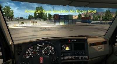 ATS — Графическое улучшение — HDR вместо Bloom | American Truck Simulator моды