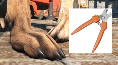 Fallout 4 — Подстригите когти собаки (Immersive Nail Trim for Dogmeat) | Fallout 4 моды