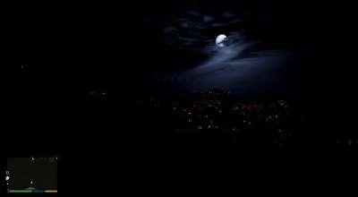 GTA 5 — Темная ночь (Darker Nights)   GTA 5 моды