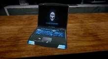 GTA IV — Alienware ноутбук   GTA 4 моды