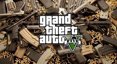 GTA 5 — Более реалистичные звуки оружия (Gun Sounds Overhaul) | GTA 5 моды