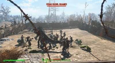 Fallout 4 — Точка респауна врагов   Fallout 4 моды