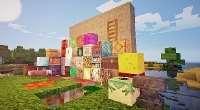 Minecraft 1.7.x — Реалистичные РПГ текстуры | Minecraft моды