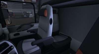 ETS 2 — Подсветка салона (Interior Light) | ETS2 моды