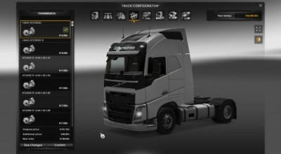 ETS 2 — Новые коробки передач для всех тягачей (Gearbox for all Trucks) | ETS2 моды