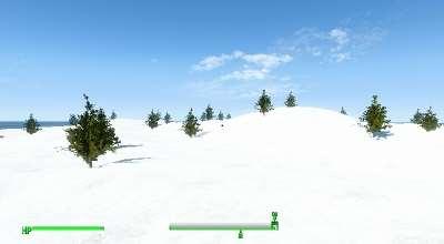 Fallout 4 — Рождественский квест (PRE-CK — Quest — XMAS Mod) | Fallout 4 моды