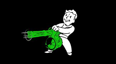 Fallout NV — Фикс анимации и звуков оружия | Fallout New Vegas моды