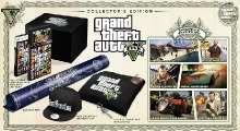 Rockstar анонсировала специальное и коллекционное издание GTA V