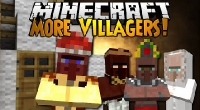 Minecraft — Diversity (More Villagers) для 1.7.10 | Minecraft моды