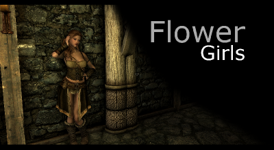 Skyrim — Flower Girls 1.6.4 | Skyrim моды