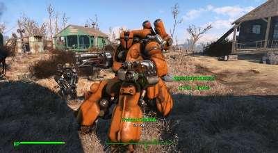 Fallout 4 — Улучшенный Профессор Гудфилс, Бадди и Мистер Помощник | Fallout 4 моды