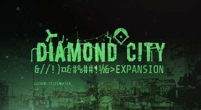 Fallout 4 — Расширение Даймонд-Сити | Fallout 4 моды