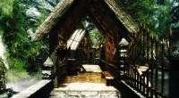 Skyrim — новый дом для игрока «Блестящий водопад» | Skyrim моды