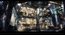 Анонсировали новую часть Deus Ex