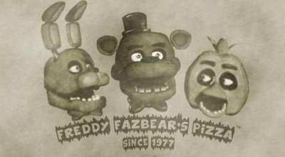 Garrys mod — Freddy Fazbear's Pizzeria | Garrys mod моды