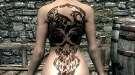 Skyrim — подборка татуировок для девушек
