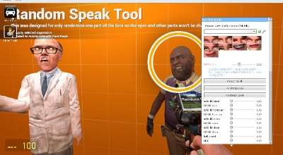 Garrys mod — Random Speak Tool