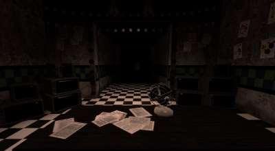 Garry's Mod 13 — Карта Five Nights at Freddy's 2 [Обновлено] Part 1 и Part 2