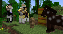 Minecraft 1.6.1 (Horse Update) — Что нового? + Скачать клиент / сервер | Minecraft моды