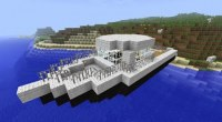 Minecraft — Массивные постройки в 1 клик для 1.9/1.8/1.7.10 | Minecraft моды
