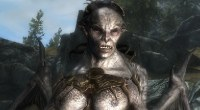 Skyrim — Ретекстур Лорда Вампиров (Женщины) | Skyrim моды