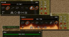 World Of Tanks 0.8.6 —  Standart Damage Panel Mini Config   World Of Tanks моды