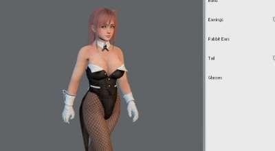 Garrys mod — Honoka Bunny из Dead or Alive 5 — модель для игрока и рэгдолл | Garrys mod моды
