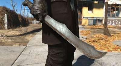 Fallout 4 — Реплейсер Зуба Кремва | Fallout 4 моды